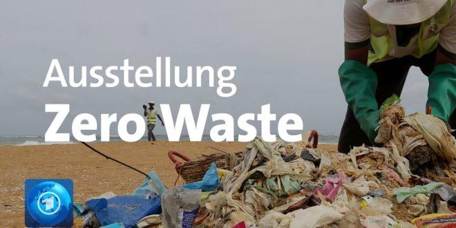 Ausstellung Zero Waste in Leipzig