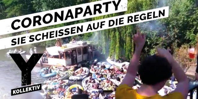 Illegale Raves in Leipzig - Party trotz Distanzregeln?