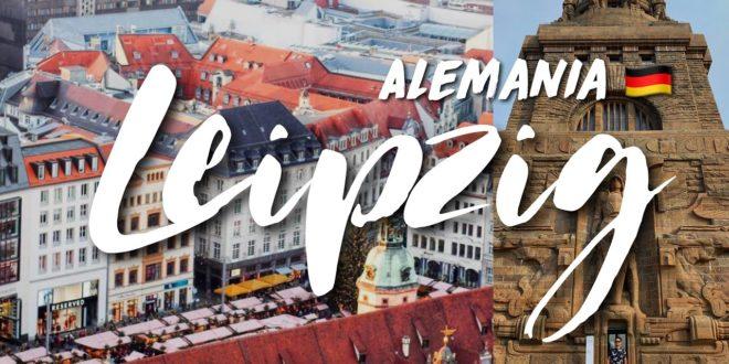 LEIPZIG Alemania 🇩🇪    El monumento más grande de Europa