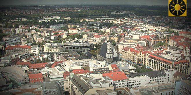 "LEIPZIG - Teil 1 ""Altes Rathaus Leipzig - Mädlerpassage - Auerbachs Keller - Specks Hof "" SACHSEN"