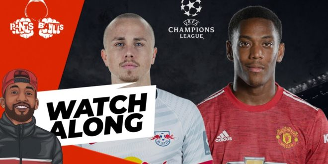 Rants x Saeed Manchester United gegen RB Leipzig |  Watchalong