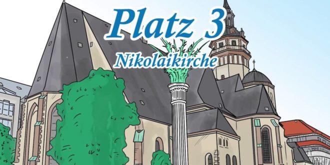 Top 5 Leipziger Sehenswürdigkeiten