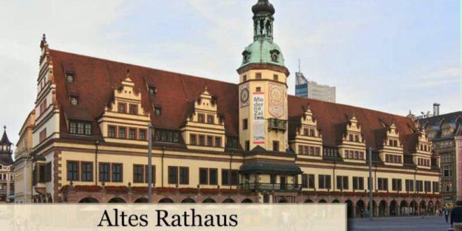 Was gibt es für Sehenswürdigkeiten in Leipzig - Bilder von Sehenswürdigkeiten in Leipzig