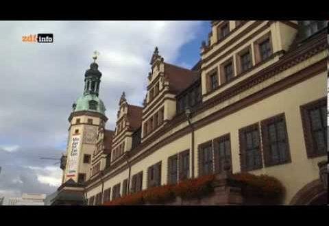 ZDF-Dokumentarfilm: Das neue Leipzig - angesagt und cool in alten Gebäuden (2013)
