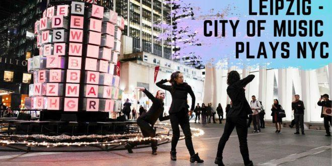 25 Hertz in New York.  Leipzig - Stadt der Musik spielt NYC