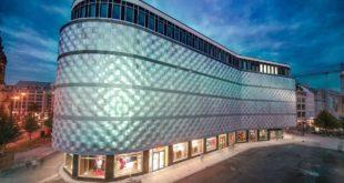 Baudokumentation Einkaufszentrum    Höfe am Brühl - Leipzig