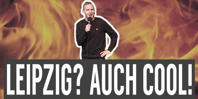 Berlin ist Bombe, Leipzig ist auch cool - André Herrmann - Steh auf