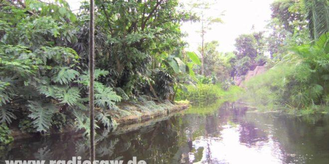 Eröffnung des Gondwanalandes im Leipziger Zoo