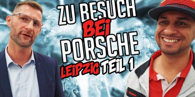 JP Performance - Ein Besuch bei Porsche Leipzig |  Teil 1