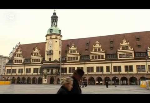 JS Bach - in Eisenach, Koethen & Leipzig |  Entdecken Sie Deutschland