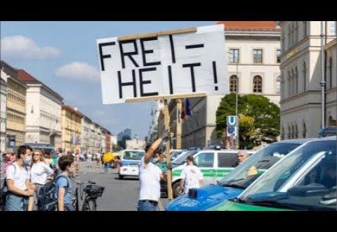 Livestream aus der Lateral Thinking Demo in Leipzig
