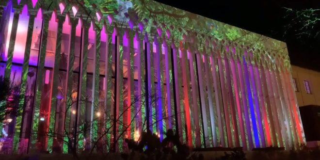 Magisches tropisches Leuchten 2020, Leipziger Zoo