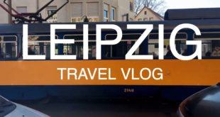 Reise-Vlog: Leipzig