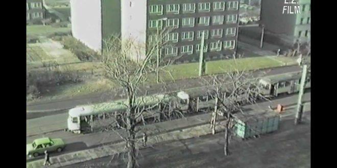 """Schnappschüsse aus dem """"Heldenstadt Leipzig"""", DDR, Februar 1990: Ein zeitgenössisches Dokument"""