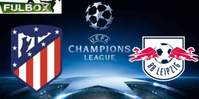 Atlético de Madrid gegen RB Leipzig KOMPLETT Cuartos de Final Champions League 2020 (Directo) 1-2