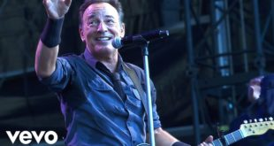 Bruce Springsteen - Man kann es nie sagen (Leipzig 7/7/13) (Offizielles Video)