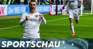 DFB-Pokal: Frankfurt wirft Leipzig raus |  Sportshow
