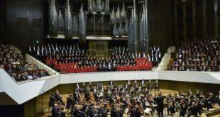 Ludwig van Beethoven - Sinfonie Nr. 9 |  Gewandhaus in Leipzig (31. Dezember 2013)