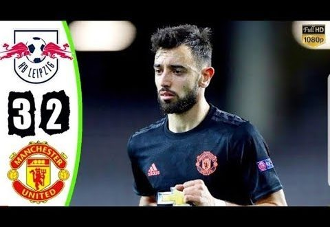 Manchester United gegen RB Leipzig 2-3 Highlight & alle Tore 2020 Ligameister.