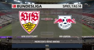 VfB Stuttgart: RB Leipzig 14. Spieltag ⚽ FIFA 21 Bundesliga 🏆 Gameplay Deutsch