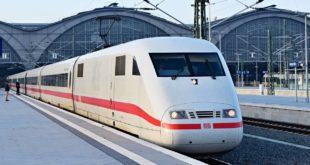 Züge Leipzig Hbf ● 03.11.2017