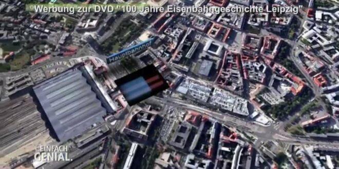 100 Jahre Leipziger Eisenbahngeschichte - Bahnhöfe - Stadttunnel - Eisenbahnen