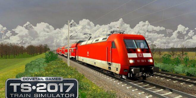 Lernen Sie die Strecke Berlin-Leipzig kennen!  Zugsimulator 2017 |  Facecam |  überglückliche Studios