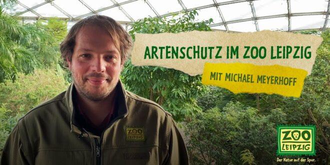 Artenschutztour im Leipziger Zoo