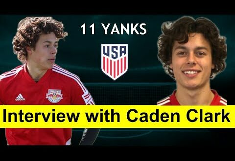 Caden Clark über USMNT Ambitions, Leipziger Gerüchte, die bevorstehende MLS-Saison und Fußball in Amerika.