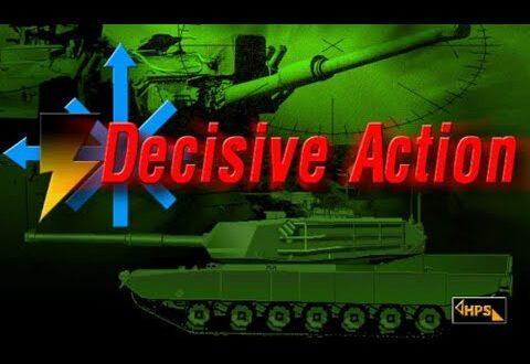 Entscheidende Aktion - Schlacht um Leipzig + Invasion in Kuwait - HPS