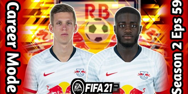 FIFA 21 RB Leipzig Karrieremodus Indonesien # 59