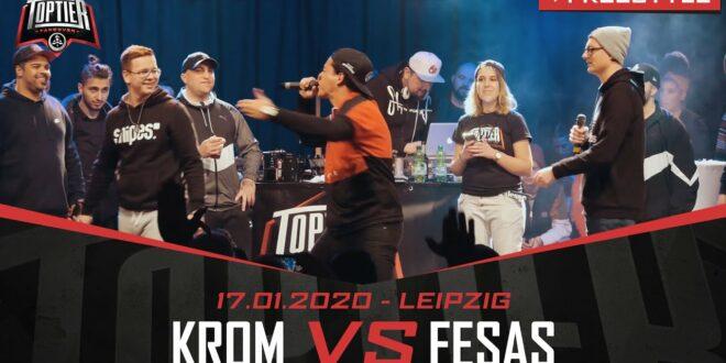 KROM vs. FESAS - Übernahme Freestylemania    Leipzig 17.01.20 (endgültig)