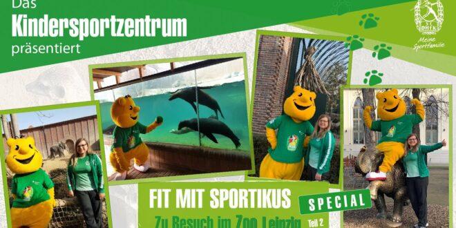 Kindersport im Leipziger Zoo - Fit mit Sportikus Special, Teil 2