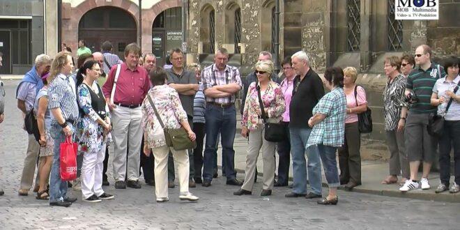 Leipzig 2012 - Eindrücke von einem Stadtrundgang in der Innenstadt