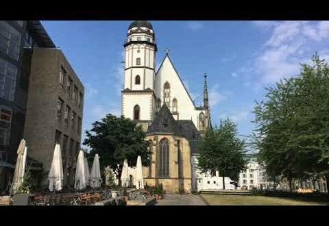 Leipzig Thomaskirche - Handel HWV 491 Gavotte in G.