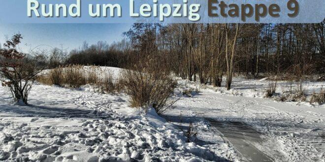 Rund um Leipzig Etappe 9 - Von Taucha nach Paunsdorf