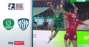 SC DHfK Leipzig - TBV Lemgo Lippe |  Höhepunkte - LIQUI MOLY Handball Bundesliga