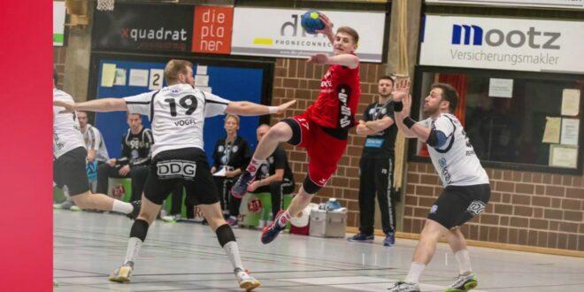 TV Gelnhausen Handball Heimspiel gegen SCDHfK Leipzig
