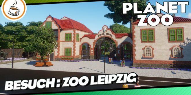 Zoo Leipzig von max.pophal «» PLANET ZOO Community Visit |  Deutsch Deutsch