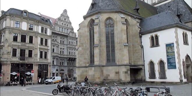 """""""LEIPZIG Altstadtbummel""""- Ein Video von Wolfgang Schmökel"""