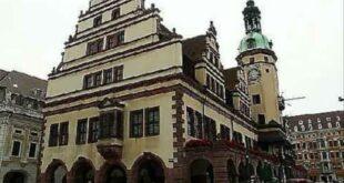 Лейпциг: Экскурсия по Лейпцигу (Германия), Leipzig (Deutschland)