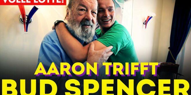 Das erste Video auf @Hey Aaron !!!  |  Volle Lotte!
