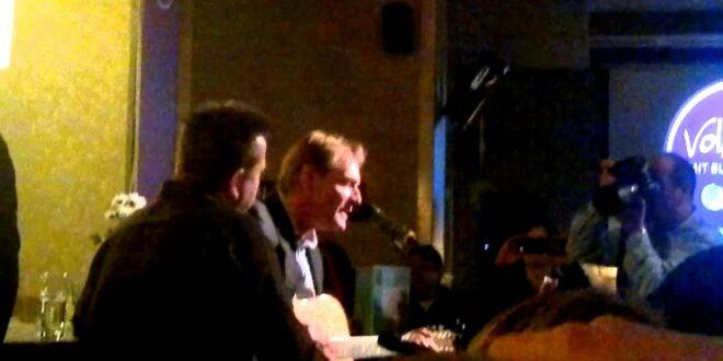Der Bürgermeister von Leipzig singt