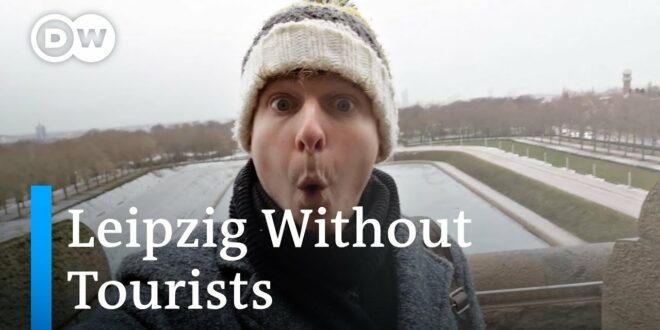 Eine virtuelle Stadtrundfahrt durch Leipzig    Entdecken Sie Leipzig während der Pandemie