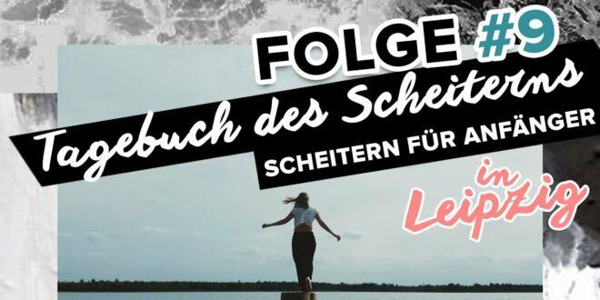 FuckUp Night Leipzig I Tagebuch des Scheiterns I Einsam zusammen in Leipzig