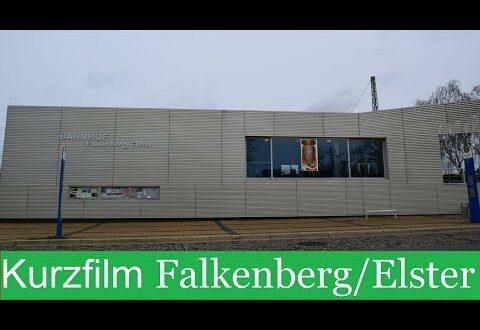 Kurzfilm Falkenberg / Elster (2018) I Bahnhöfe Ostdeutschland