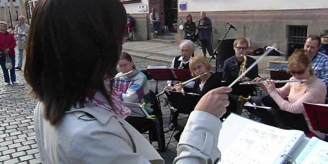 Leipziger Notenspur - Eröffnung am 12. Mai 2012 - Music Trail