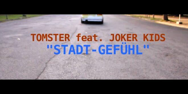"Lisha feat.  Joker Kids - ""Stadtgefühl"""