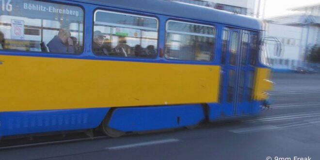 Straßenbahn Leipzig 2020 Teil 1/3