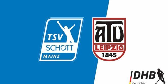 TSV SCHOTT Mainz - ATV Leipzig